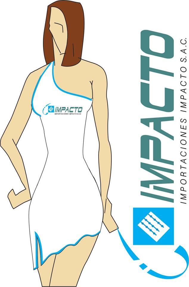 Trajes Modelo Vestido Impacto SAC
